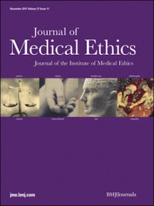 journal of medical ethics